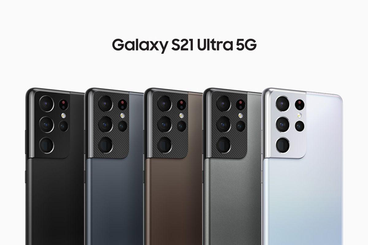 Samsung Galaxy S21Ultra 5G 128GB New Fullbox Chính hãng SSVN